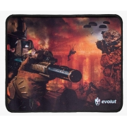 Mouse Pad Gamer Pequeno Shooter Speed FPS 25x 21x 2 mm