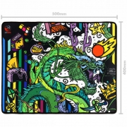 Mousepad Gamer Ancient Dragon Médio Speed - 500X400MM - PMA50X40