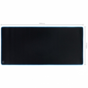 Mousepad Gamer Colors Blue Extended Speed Azul - 900X420MM - PMC90X42BE