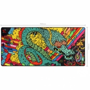 Mousepad Gamer Dragon Extended Speed - 900X420MM - PMD90X42