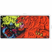 Mousepad Gamer Tiger Extended Speed - 900X420MM - PMT90X42