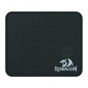 Mousepad Redragon Gamer Original 25x21cm Flick S P029 - Preto