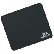 Mousepad Redragon Gamer Original 32x27cm Flick M P030 - Preto 320 X 270 X 3 mm (Médio)
