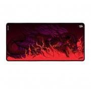 Mousepad Redragon Gamer Original 88x42cm Infernal Dragon Seiryu