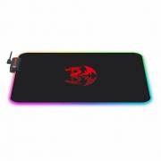 Mousepad RGB Redragon Gamer Original 33x26cm Pluto S P026 Control