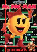 Ms. Pac Man  Mega Drive 100% Original Americano Completo
