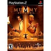 Mummy Returns Ps2 Original Americano Completo