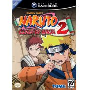 Naruto Clash Of Ninja 2 Game Cube Americano Completo