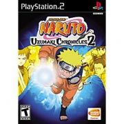 Naruto Uzumaki Chronicles 2 Ps2 Original Americano Completo