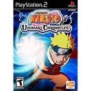 Naruto Uzumaki Chronicles Ps2 Original Americano Completo