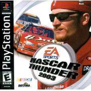 NASCAR Thunder 2003 Ps1 Original Americano Completo