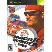 Nascar Thunder 2003 Xbox Classico Original Americano