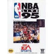 Nba Live 95 Mega Drive 100% Original Americano Completo