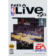 NBA LIVE 96 Mega Drive 100% Original Americano Completo
