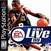 NBA Live 99 Ps1 Original Americano Completo Black Label