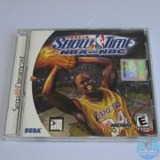Nba Showtime Dreamcast Original Americano Completo