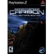 Need for Speed Carbon Collector's Edition Ps2 Original Completo