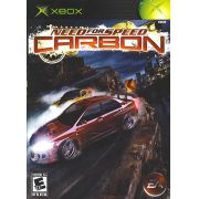 Need for Speed Carbon Xbox Clássico Original Americano Completo.