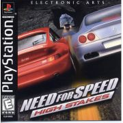 Need for Speed High Stakes Ps1 Original Americano Completo