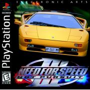 Need for Speed III - Hot Pursuit Ps1 Original Americano Completo