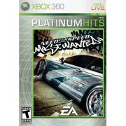 Need For Speed Most Wanted 2005 Xbox 360 Original Raridade