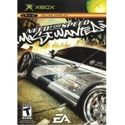Need for Speed Most Wanted  Xbox Clássico Original Americano Completo