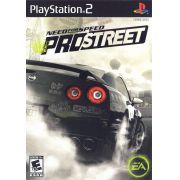 Need for Speed Pro Street Ps2 Original Americano Completo