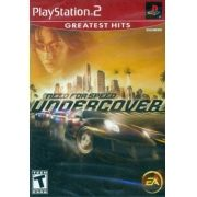 Need For Speed Undercover Ps2 Original Americano Completo