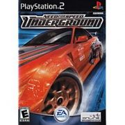 Need For Speed Underground Ps2 Original Americano Completo