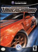 Need For Speed Underground Game Cube Original Completo