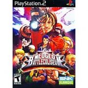 NeoGeo Battle Coliseum Ps2 Original Americano Completo