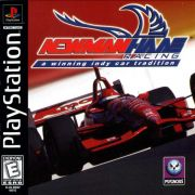 Newman Haas Racing Ps1 Original Americano Completo