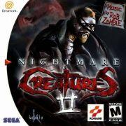 Nightmare Creatures 2 Dreamcast Original Americano Completo