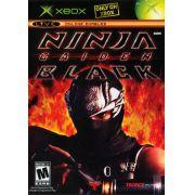 Ninja Gaiden Black Xbox Clássico Original Americano Completo