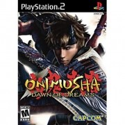 Onimusha Dawn of Dreams Ps2 Original Americano Raridade