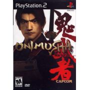 Onimusha Warlords Ps2 Original Americano Black Label