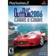 OutRun 2006 Coast 2 Coast Ps2 Original Americano Completo