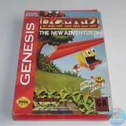 Pac-Man 2 The New Adventures Mega Drive Padrão Genesis