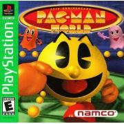Pac Man World Ps1 Original Americano Completo