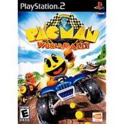 Pac Man World Rally  Ps2 Original Americano Completo