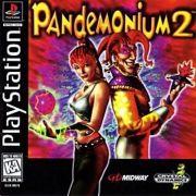 Pandemonium 2 Ps1 Original Americano Completo
