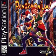 Pandemonium Ps1 Original Americano Completo