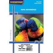 Papel Fotografico 150g Inkjet A4 Glossy 150 À Prova D´água 50 Folhas