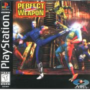 Perfect Weapon Ps1 Original Completo Americano
