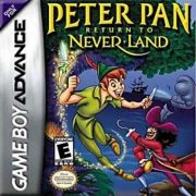 Peter Pan Return To Neverland GBA ORIGINAL