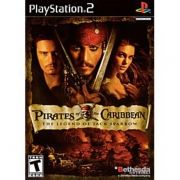 Pirates Of The Caribbean Ps2 Original Americano Completo
