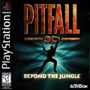 Pitfall 3d Ps1 Original Americano Completo com Card