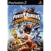 Power Rangers Dino Thunder  Ps2 Original Americano Completo