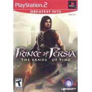 Prince of Persia Sands of Time Ps2 Original Americano Completo