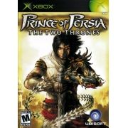 Prince Of Persia The Two Thrones Original Americano Xbox Clássico